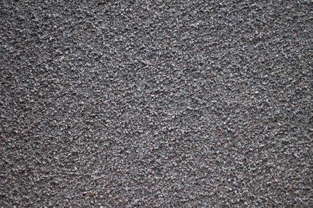 gemalen grind textuur op parkeerplaats Stockfoto