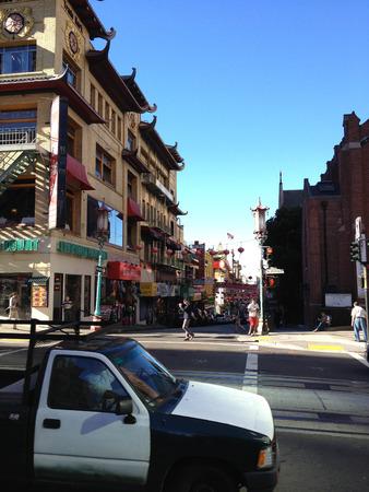 china town in san francisco chinatown Sajtókép