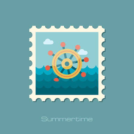 helm: Helm flat stamp
