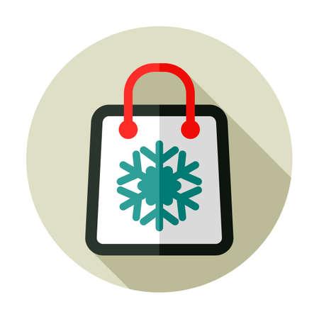bag icon: Shopping bag icon Illustration