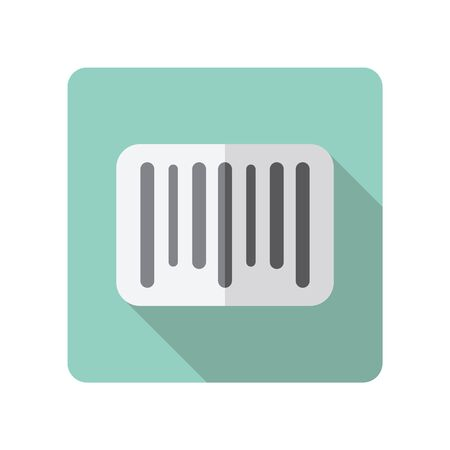 Barcode icon. E-commerce sign. Illustration