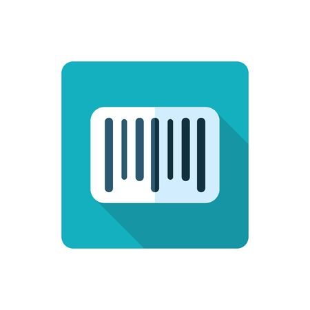 Barcode icon. E-commerce sign. Graph symbol for your web site design, logo, app, UI. Vector illustration, EPS10. Stock Vector - 95212539
