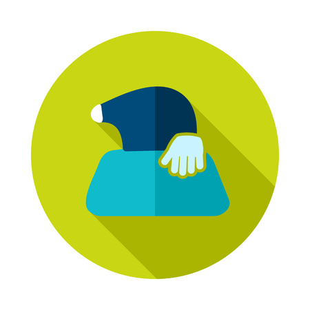 Mole icon for garden craft. Agriculture sign. Graph symbol for your web site design, app, UI. Ilustração