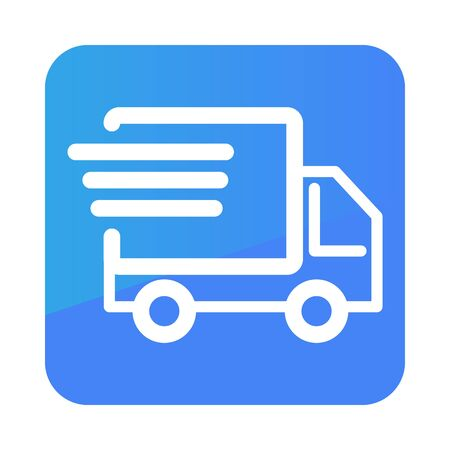 Hand truck icon. E-commerce sign.Graph symbol for your web site design,   app, UI. Vector illustration