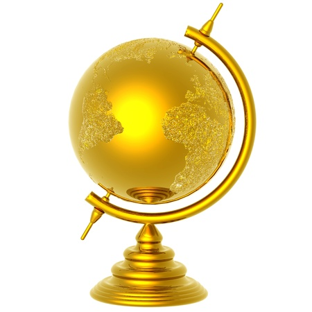 Golden globe photo
