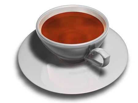 Cup of tea Stok Fotoğraf - 27590268