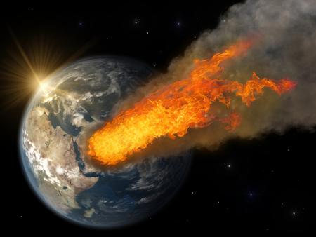 impact: Asteroid impact