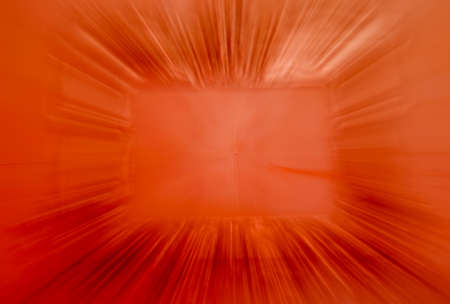 tone: orange color tone radial motion blur illustration abstract for background
