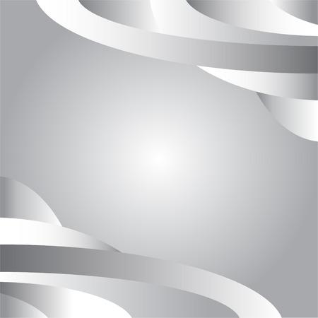 metallic background: metallic gray silver abstract background Stock Photo