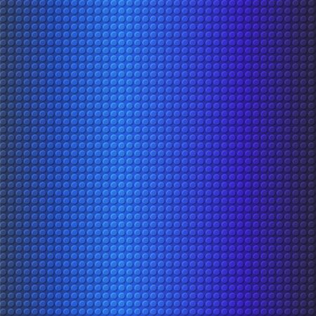 embossing: embossing metallic background in blue tone, illustration vector eps10