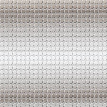 repujado: fondo met�lico grabado en relieve en el tono de color gris, ilustraci�n vectorial eps10