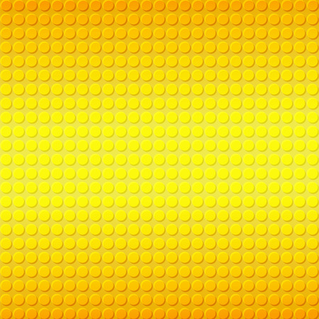 steel background: embossing metallic background in yellow color tone, illustration vector eps10