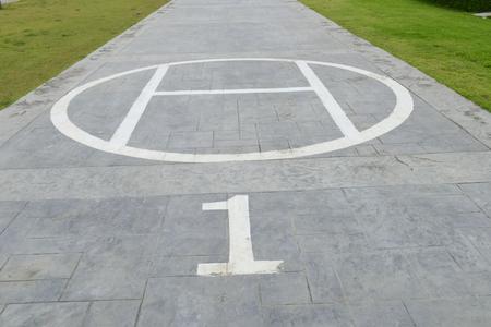 se�al parking: