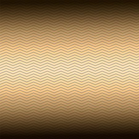 repujado: superficie del patr�n de l�neas en zigzag de estampado sobre fondo met�lico de color marr�n