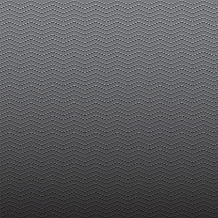 embossing: surface of embossing zigzag line pattern on metallic background