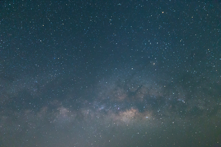 outerspace: milky way and star astronomy at night sky