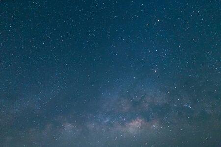 Milchstraße und Stern Astronomie an der Nachthimmel