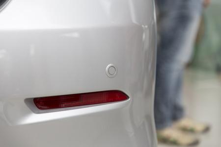 sensor: back car sensor for safety parking and traffic