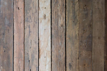 wood floor background: surface of wooden board wall for use as abstract background texture Stock Photo