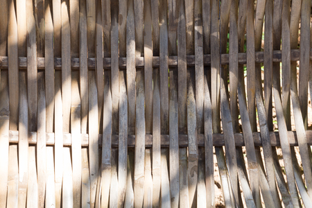 cradle: texture abstract background of old rattan cradle