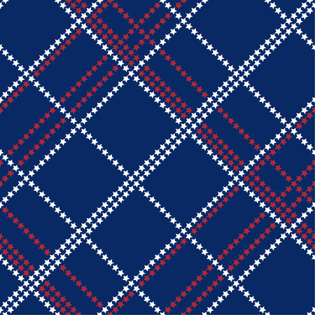 Patriotic background patterns for Independence Day.