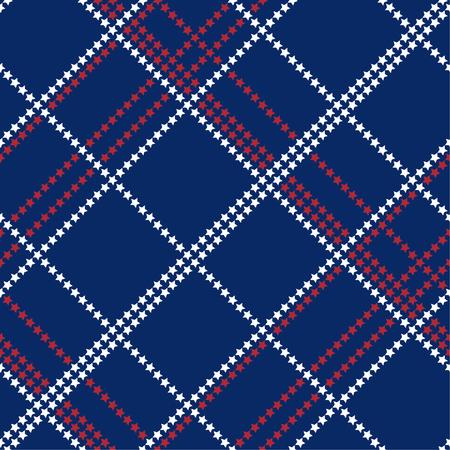 Patrones de fondo patriótico para el Día de la Independencia.