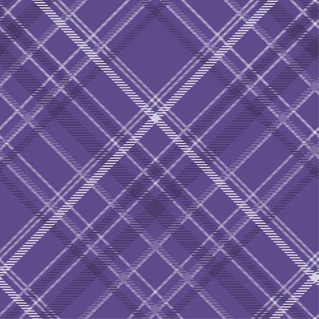 Tartan pattern,Scottish traditional fabric seamless. Purple and Ultra Violet on purple background,Pantone Style. 版權商用圖片 - 105658730