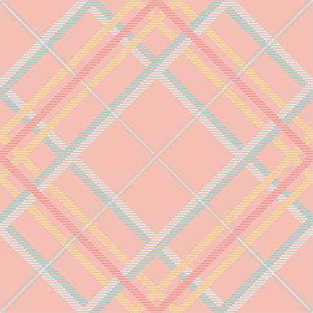 Seamless tartan plaid pattern in summer tone. 版權商用圖片 - 105656438