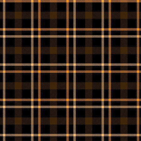 Tartan pattern,Scottish traditional fabric, orange tone background. 版權商用圖片 - 107528343