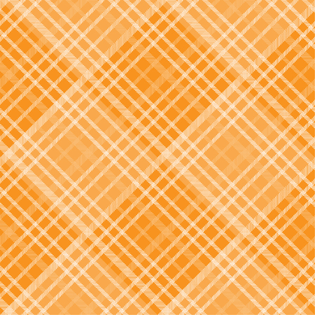 Tartan pattern,Scottish traditional fabric, orange tone background. 版權商用圖片 - 107528536