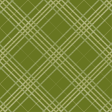 Seamless tartan plaid pattern in green tone. 版權商用圖片 - 107528549