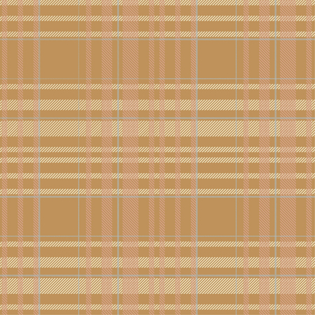 Tartan pattern,Scottish traditional fabric seamless. Brown background. 版權商用圖片 - 107528559