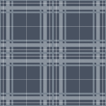 Seamless tartan plaid pattern in gray tone. 版權商用圖片 - 107528575