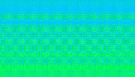Pixel art dithering background in green-and-blue color.