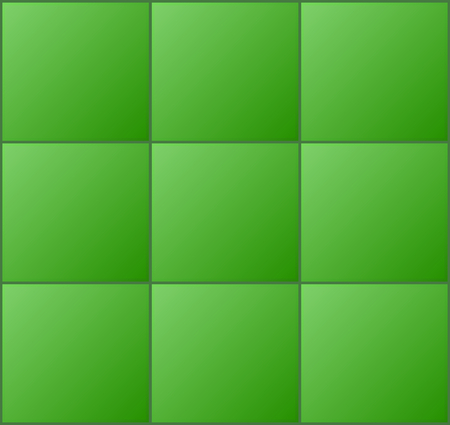 Green Tile Texture Background Pattern Illustration