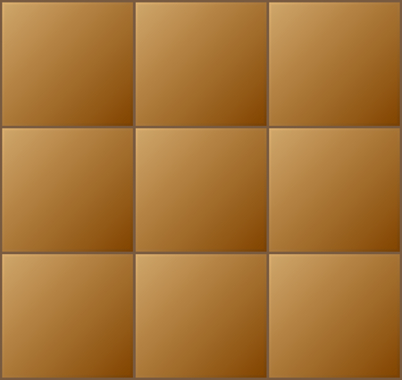 Brown Tile Texture Background Pattern Illustration