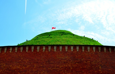 atone: Mount of Kosciuszko Stock Photo