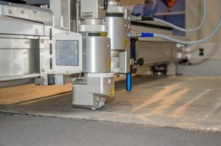 cutting machine Stock Photo - 24251533