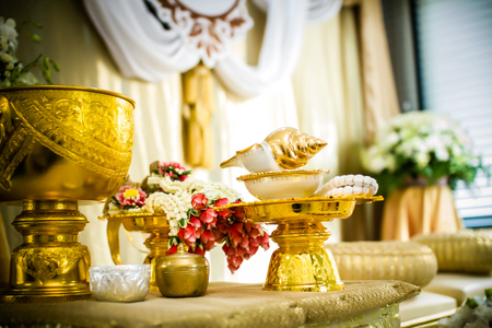 relaunch: Water relaunch for Thai traditional wedding