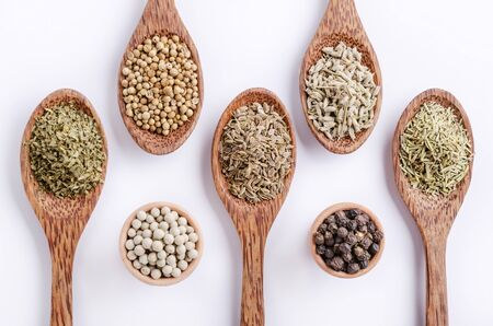 dill seed: parsley, coriander seed, white pepper, dill seed, dry lavender, black pepper and rosemary