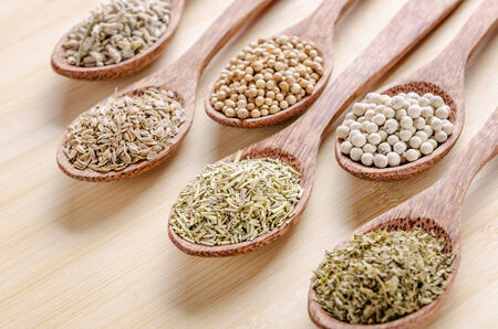 dill seed: dry lavender, dill seed, coriander seed, rosemary, white pepper and parsley