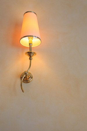 sconce: modern lamp on wall