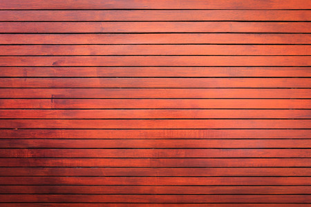 Background of wooden lath texture
