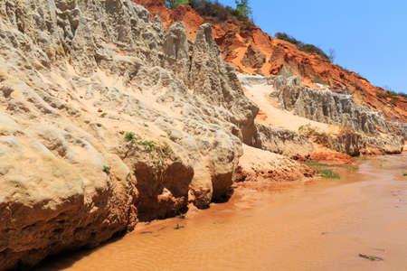 ne: Fairy Stream Canyon (Suoi Tien), Mui Ne, Vietnam