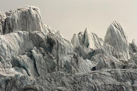 glacial pollution