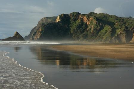 Karekare, New Zealand Stock Photo - 17550493