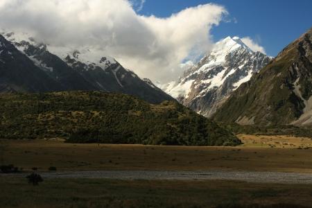 hooker: Hooker Valley, Mt Cook