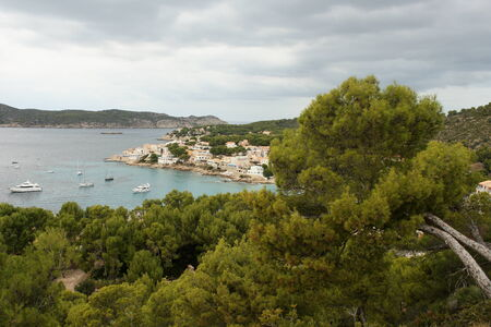 Sant Elm harbour - Mallorca photo