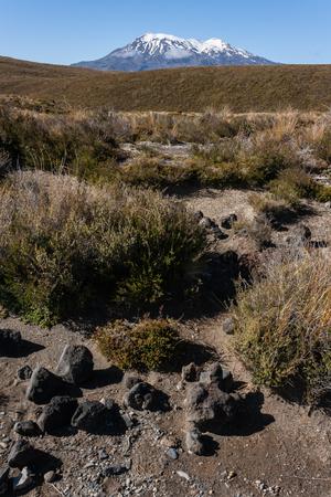 tongariro: Monte Ruapehu, Tongariro National Park