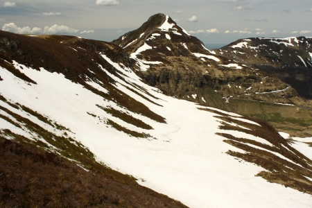 cantal: Puy Mary - Massif Central, France